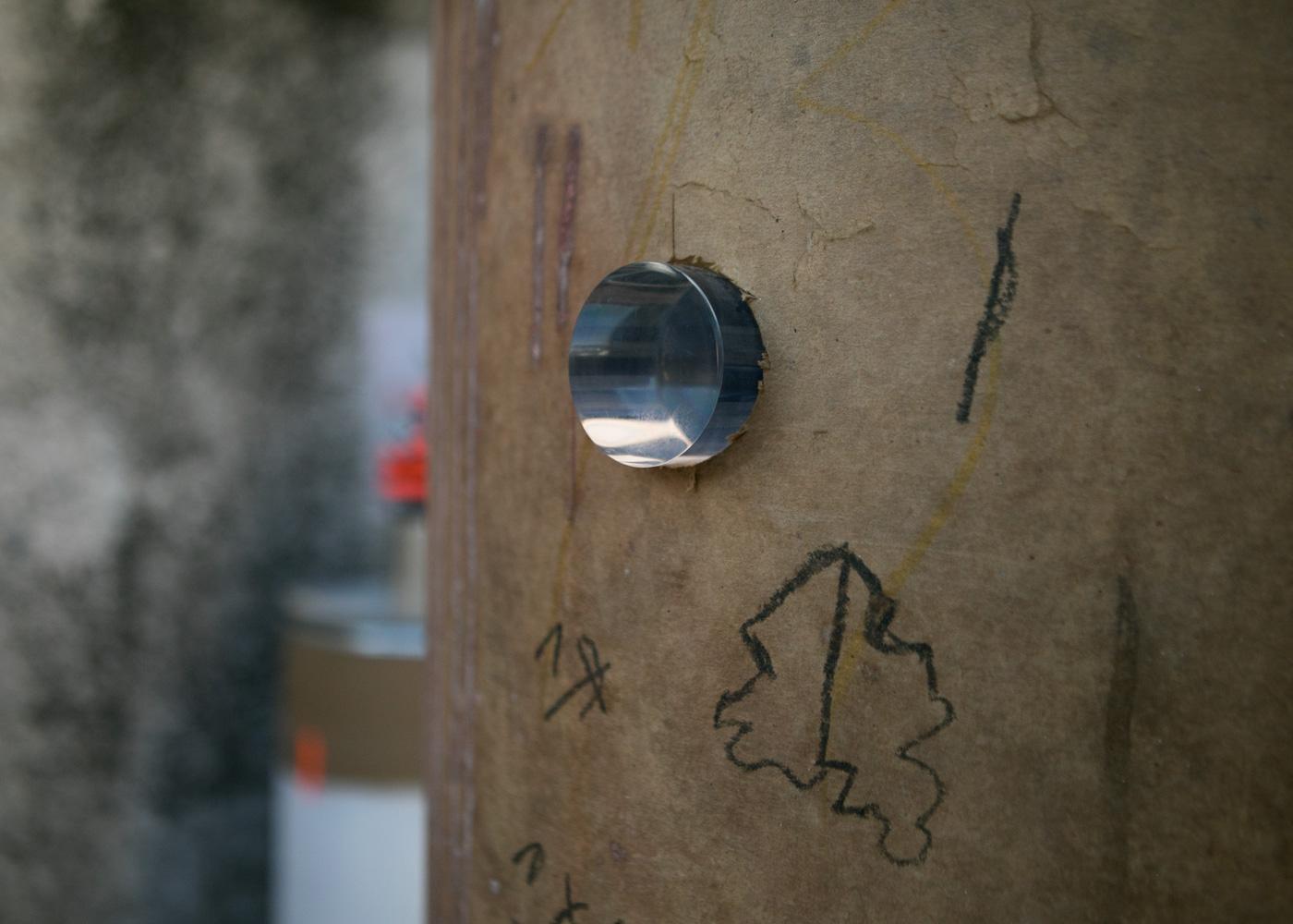 Diorama Viewing Portal –  Detail