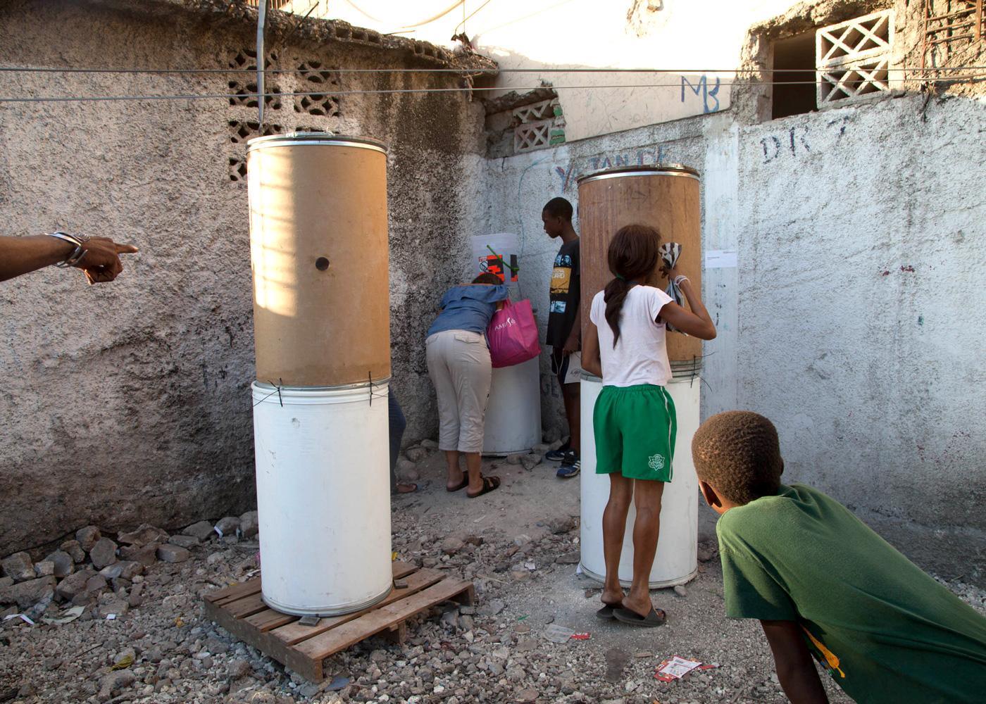 - Ghetto BiennalePort-Au-Prince, HaitiDecember 2017