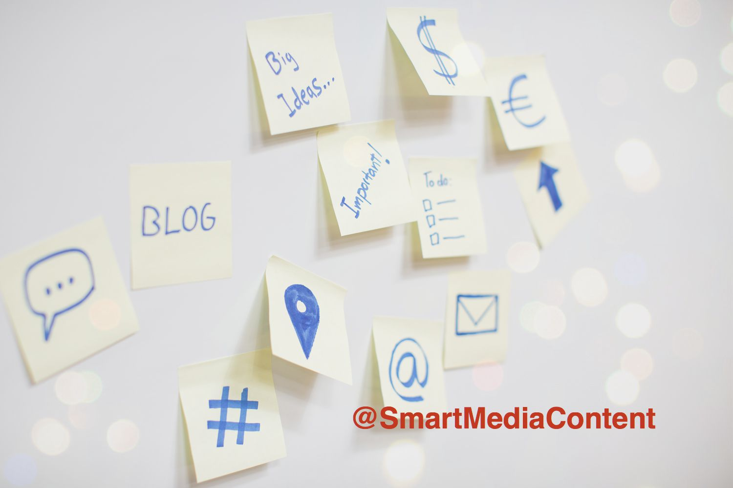 Content Marketing - Topic Clusters
