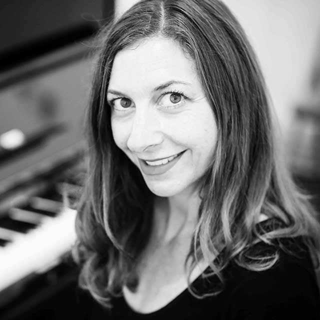 Teacher Alicia  has over thirteen years of experience working with children to create an inspiring musical experience and to help students achieve their musical potential. She teaches both piano and voice and is a stellar accompanist. Alicia brings her extensive background in music instruction and an innate ability to connect with students. She understands that children are emotional performers and channels this energy into great music. Alicia holds a BA in Music and a minor in Jazz from UC Santa Cruz. She has taught as a music instructor at the Montessori school in Santa Cruz and privately. She also accompanied numerous choirs at UC Santa Cruz and Cabrillo College. Alicia is acutely aware of her students' unique personalities and their individual needs, and will develop a finely tuned plan to enrich and educate so that students can reach their highest potential! She enthusiastically welcomes parental involvement as she believes it is vital to students' musical growth. She looks forward to creative collaborations for years to come!