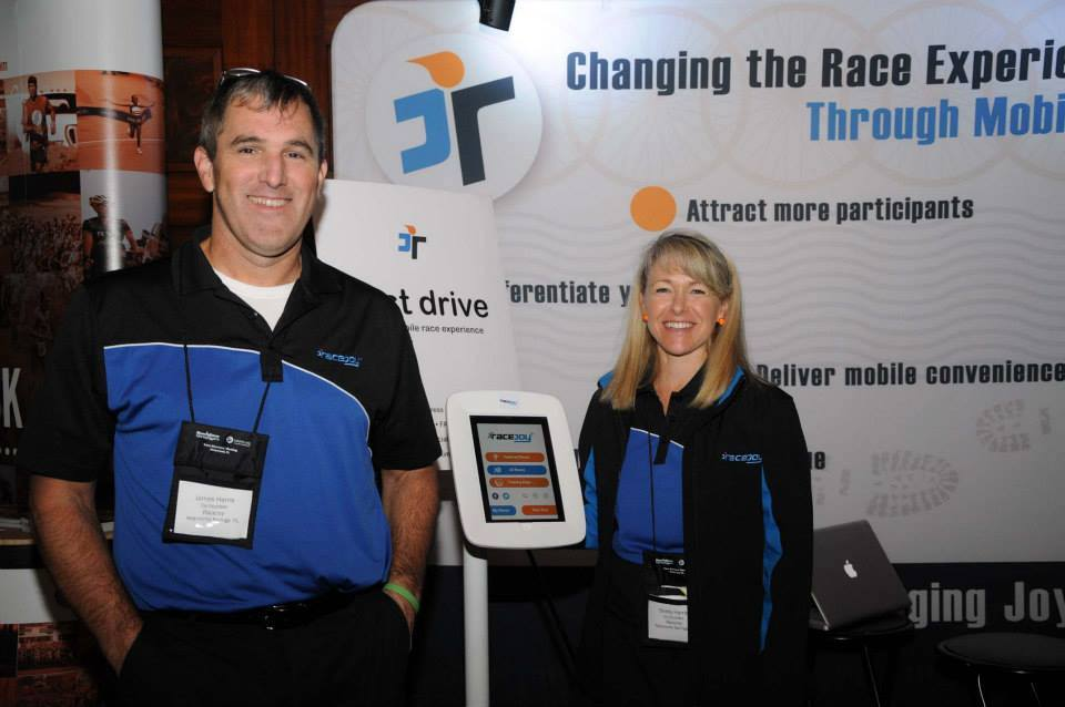 RaceJoy Creators James and Shelly Harris