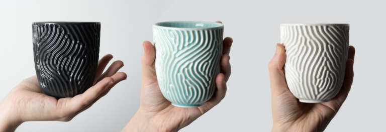 The Coral Cup  |  Designed by and produced for Nervous System, Inc.  |  2018