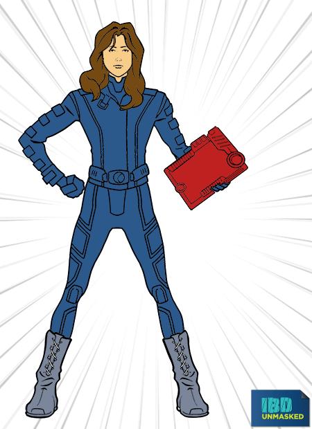 My IBD superhero.