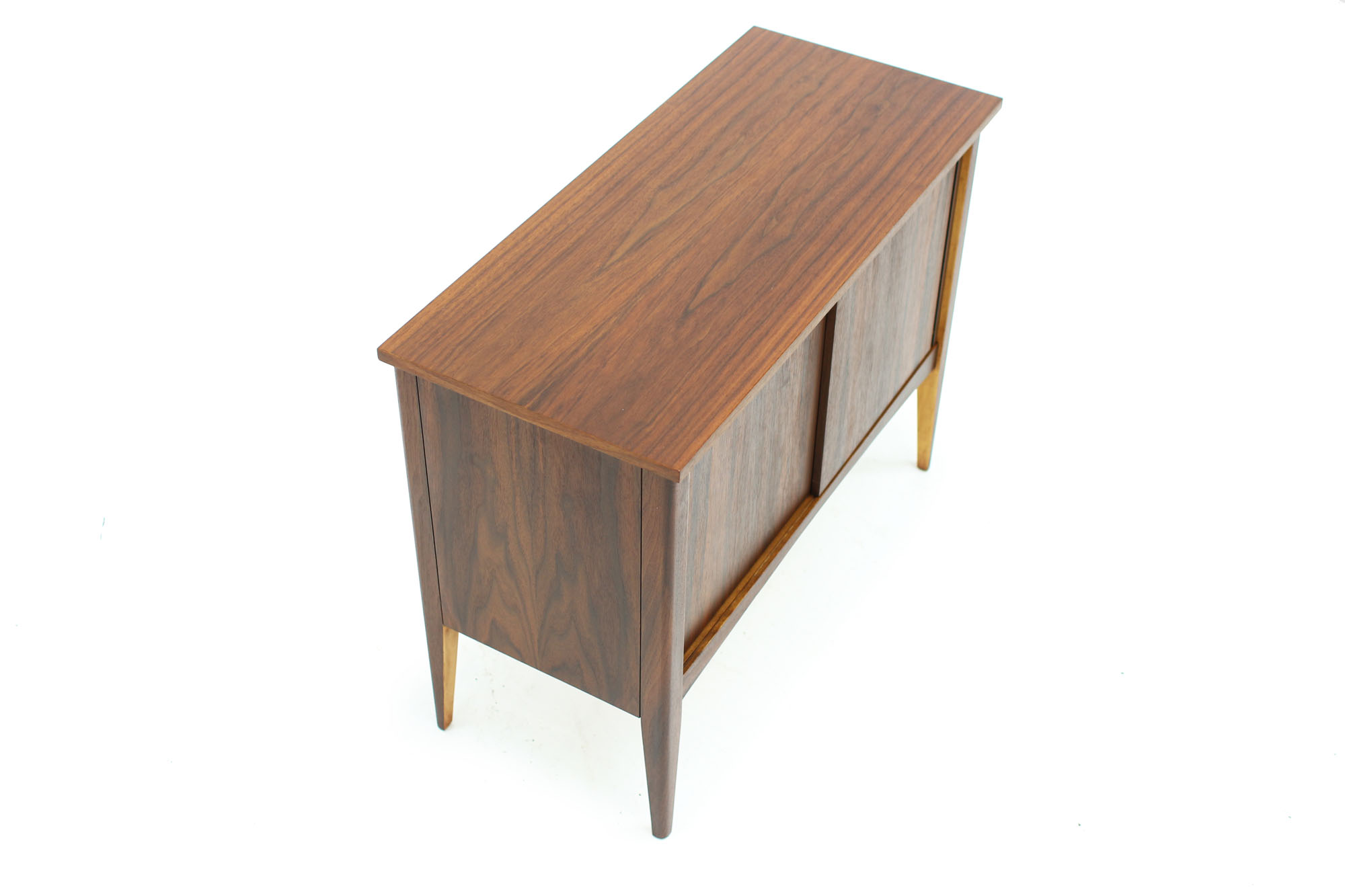 MCM Small Walnut LP Storage Console (1).jpg