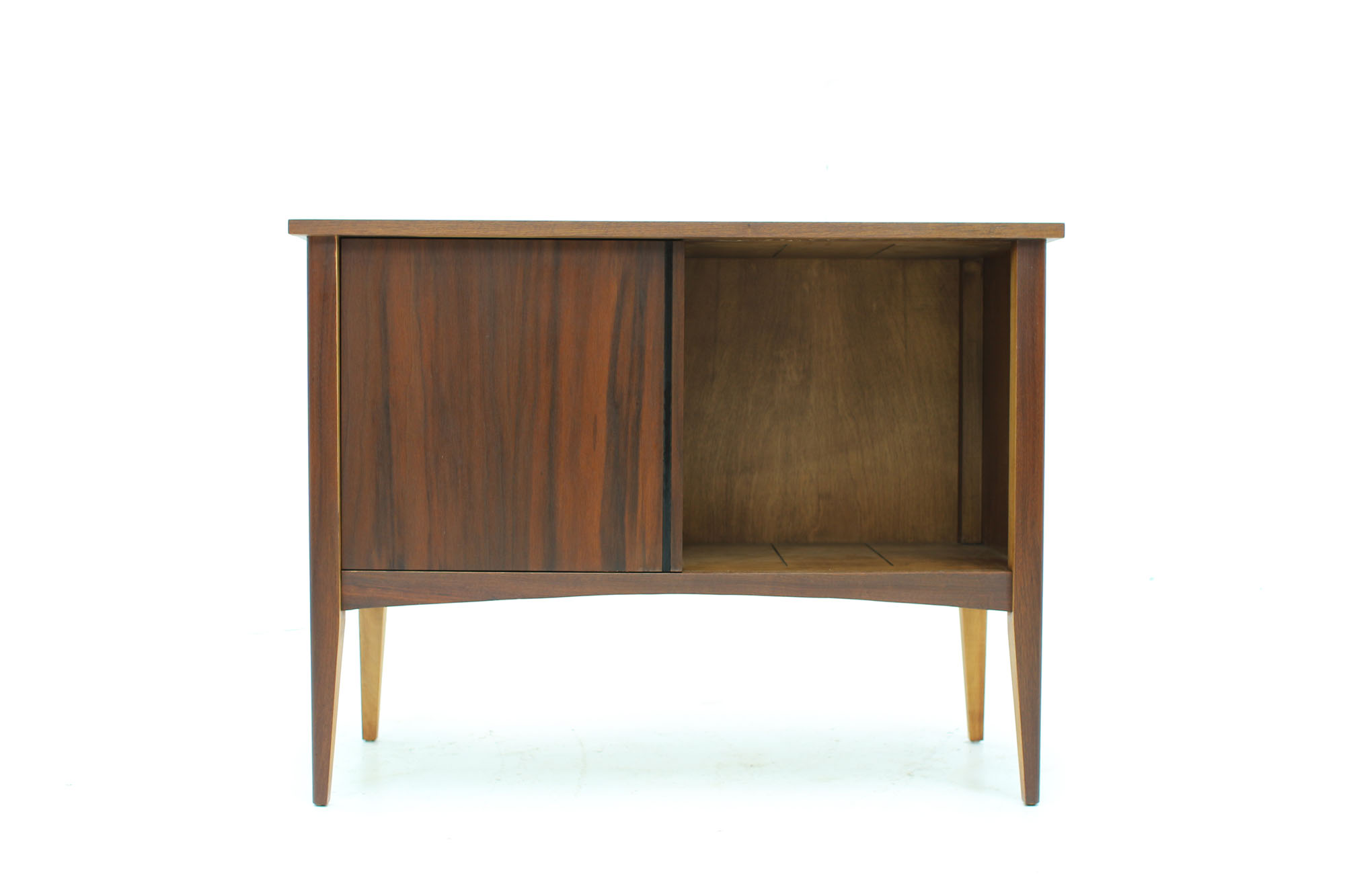 MCM Small Walnut LP Storage Console (7).jpg