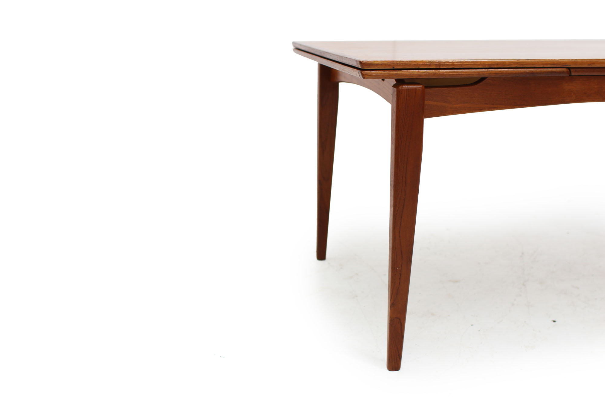 Mid Century Modern Teak Dining Table (2).jpg