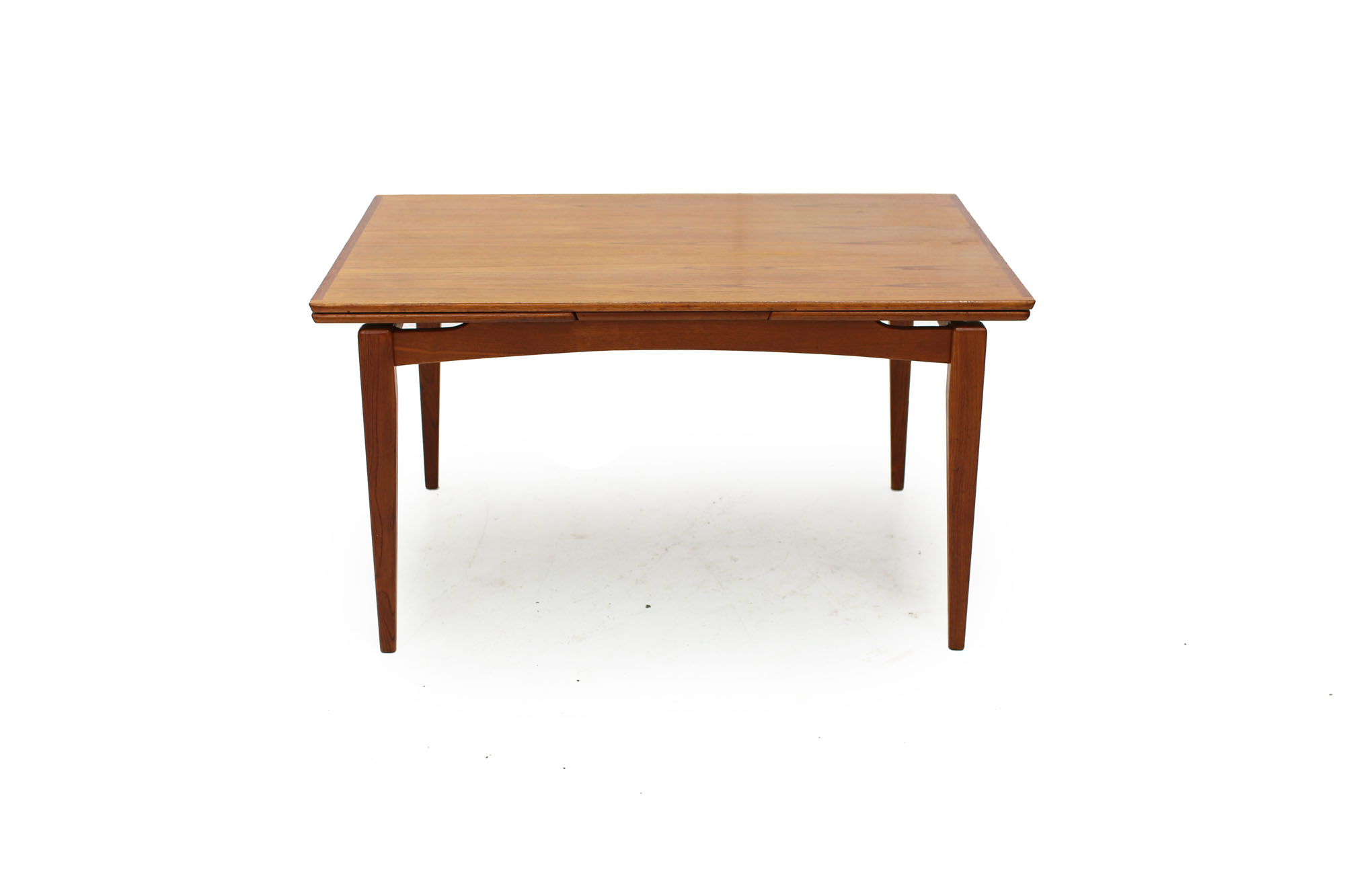 Mid Century Modern Teak Dining Table (3).jpg