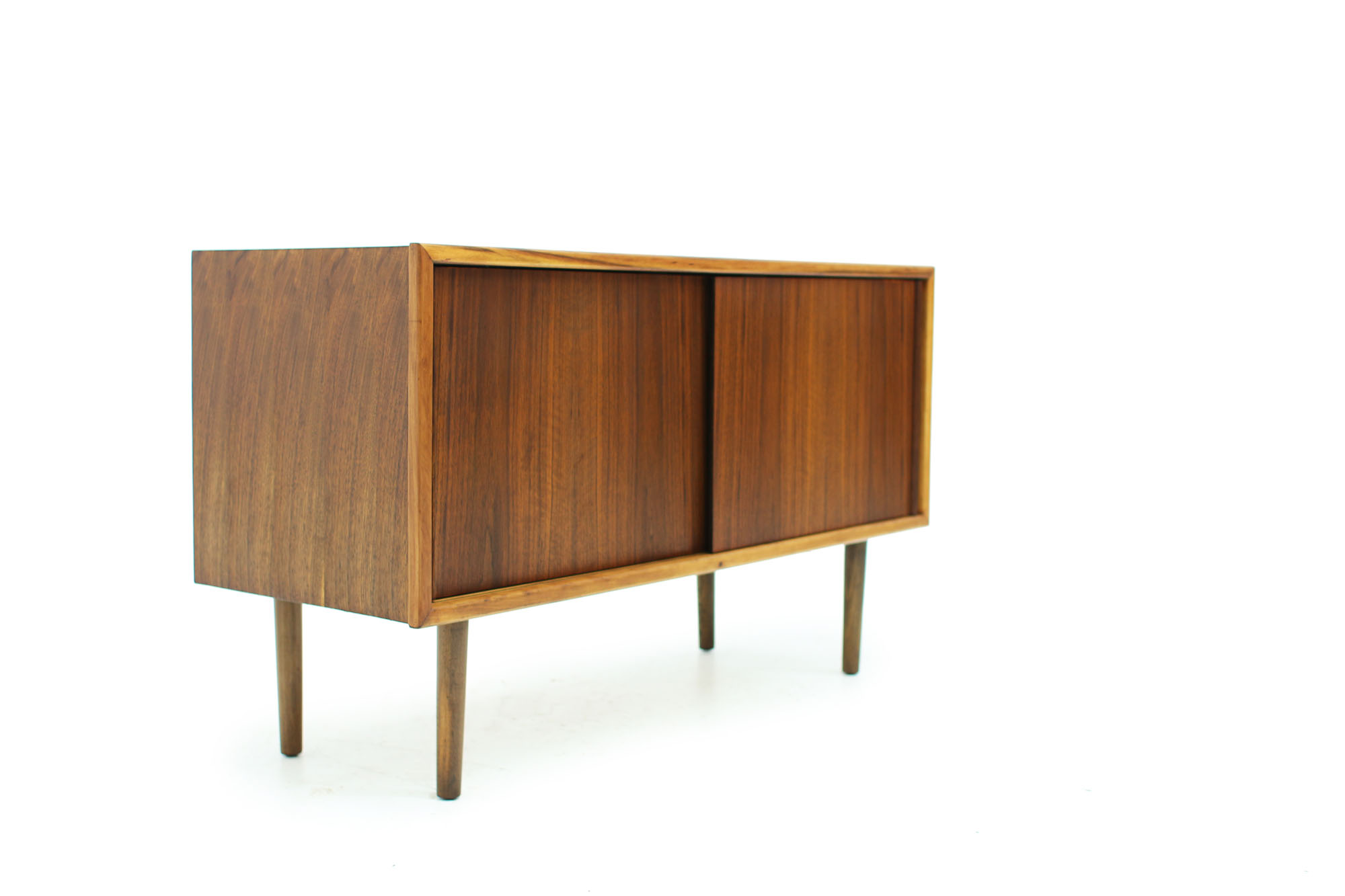 Mid Century Modern Walnut Record Cabinet (4).jpg