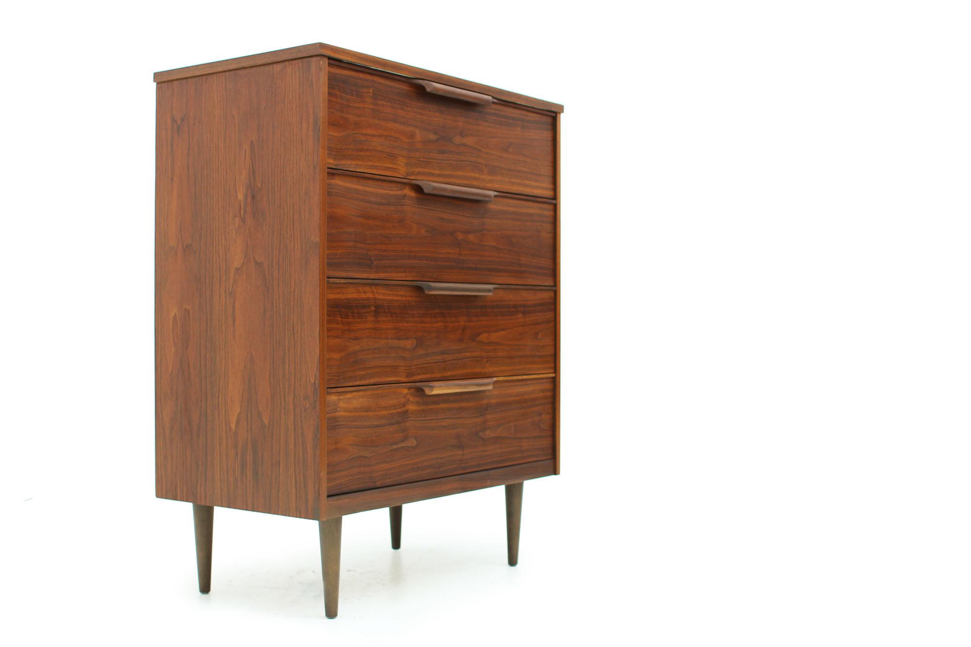 Retro 1960s Walnut Tall Dresser with Sculptural Handles (5).jpg