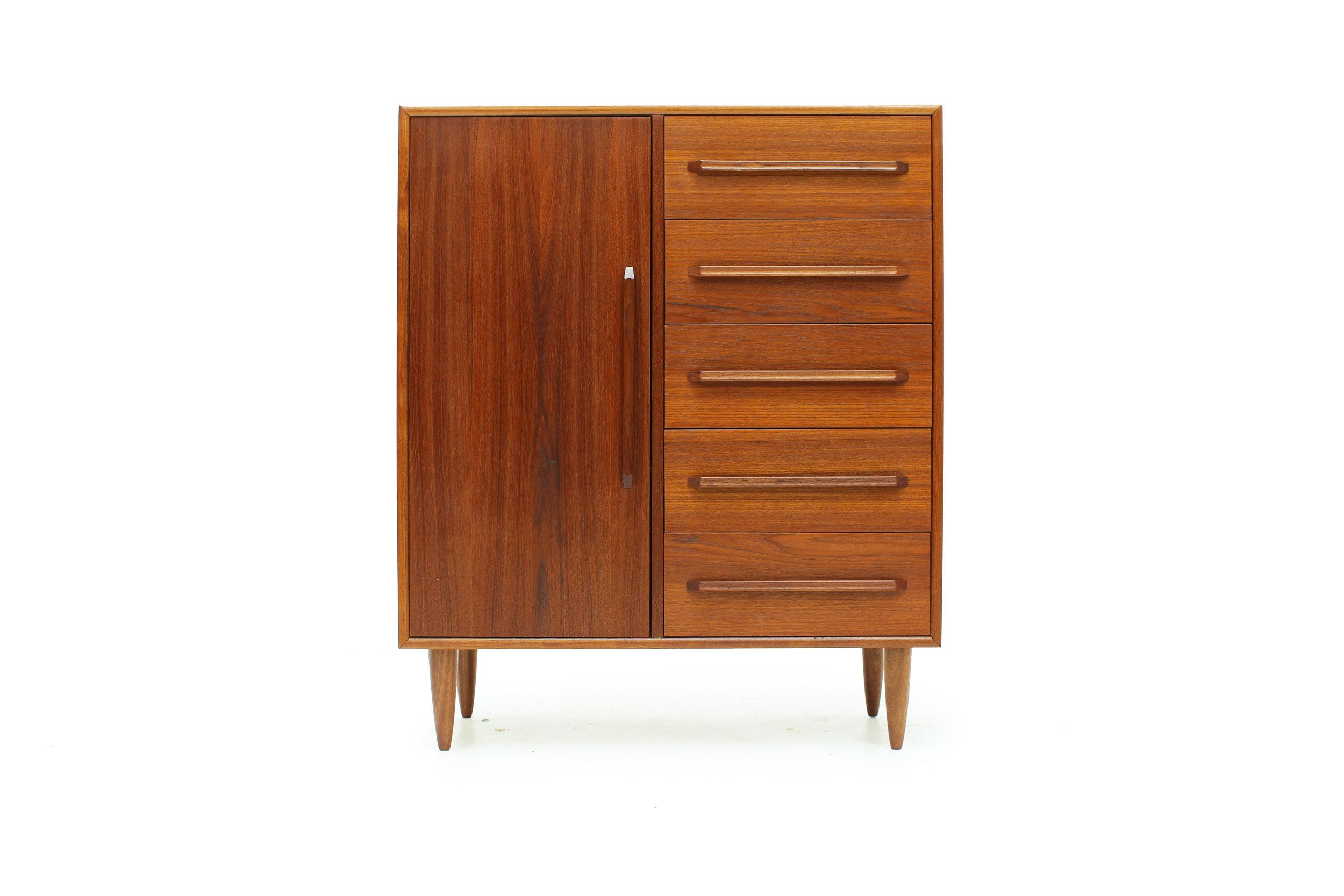MCM Teakwood Gentleman's Chest Dresser (1).jpg