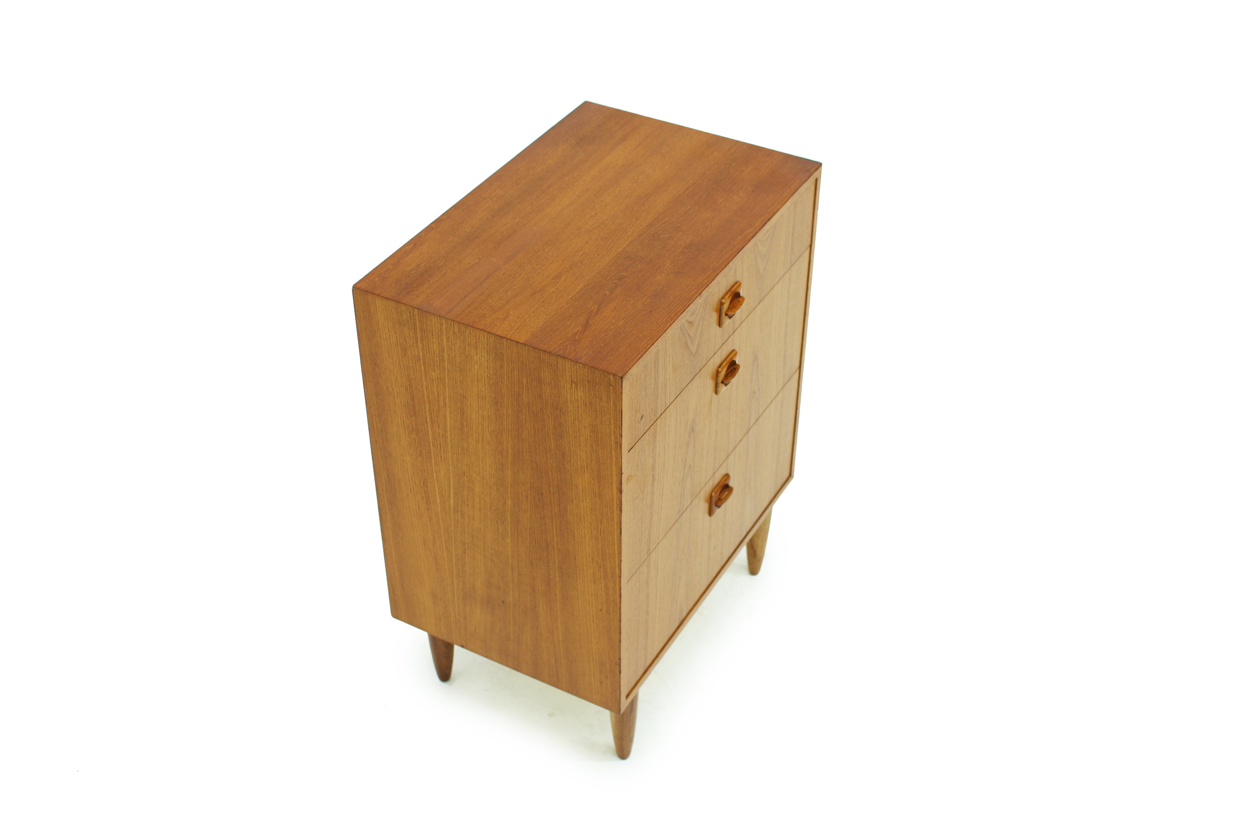 Mid Mod Small Drawer Cabinet - Great for Entranceway (2).jpg