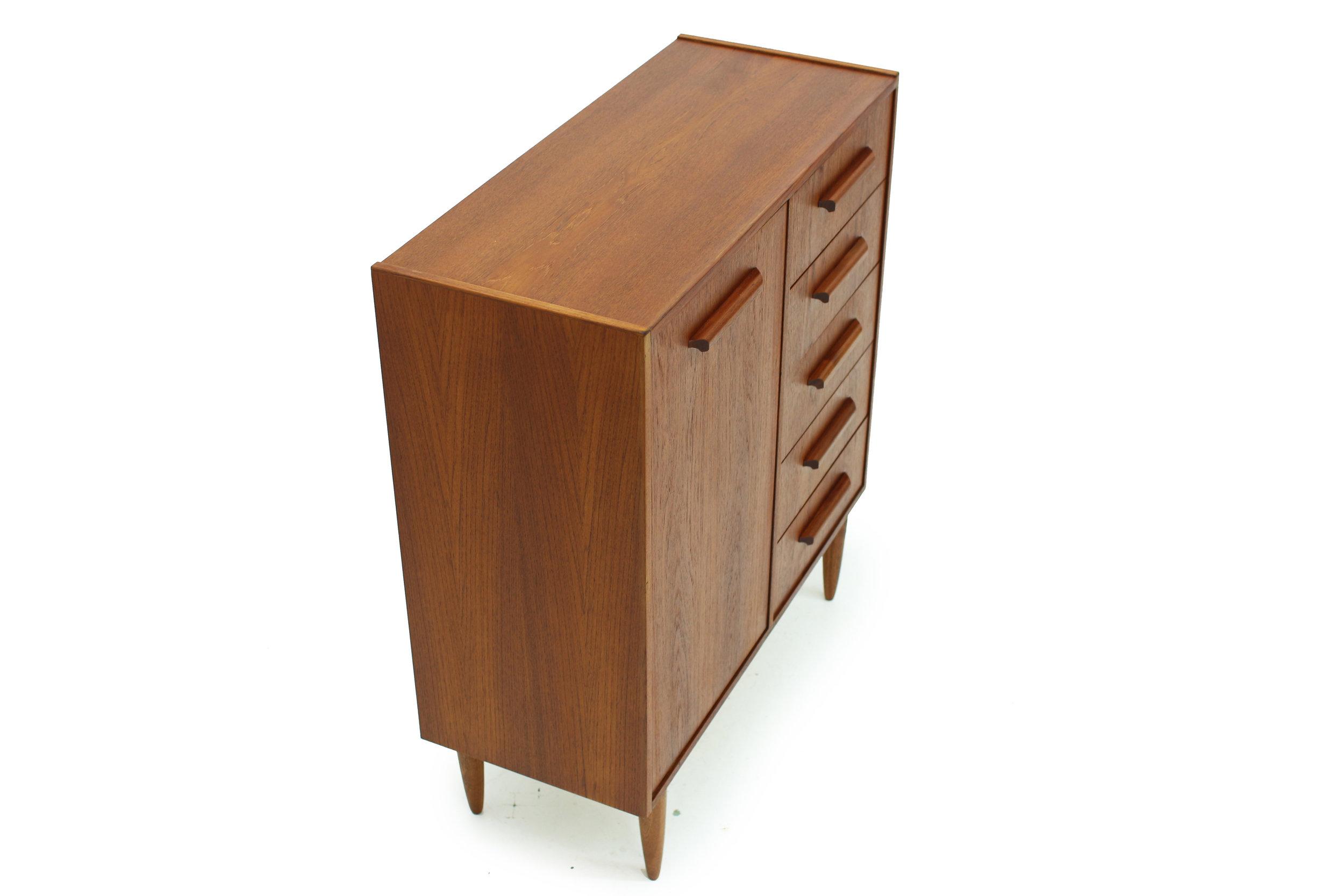Beautiful Teak Gentleman's Cabinet (2).jpg