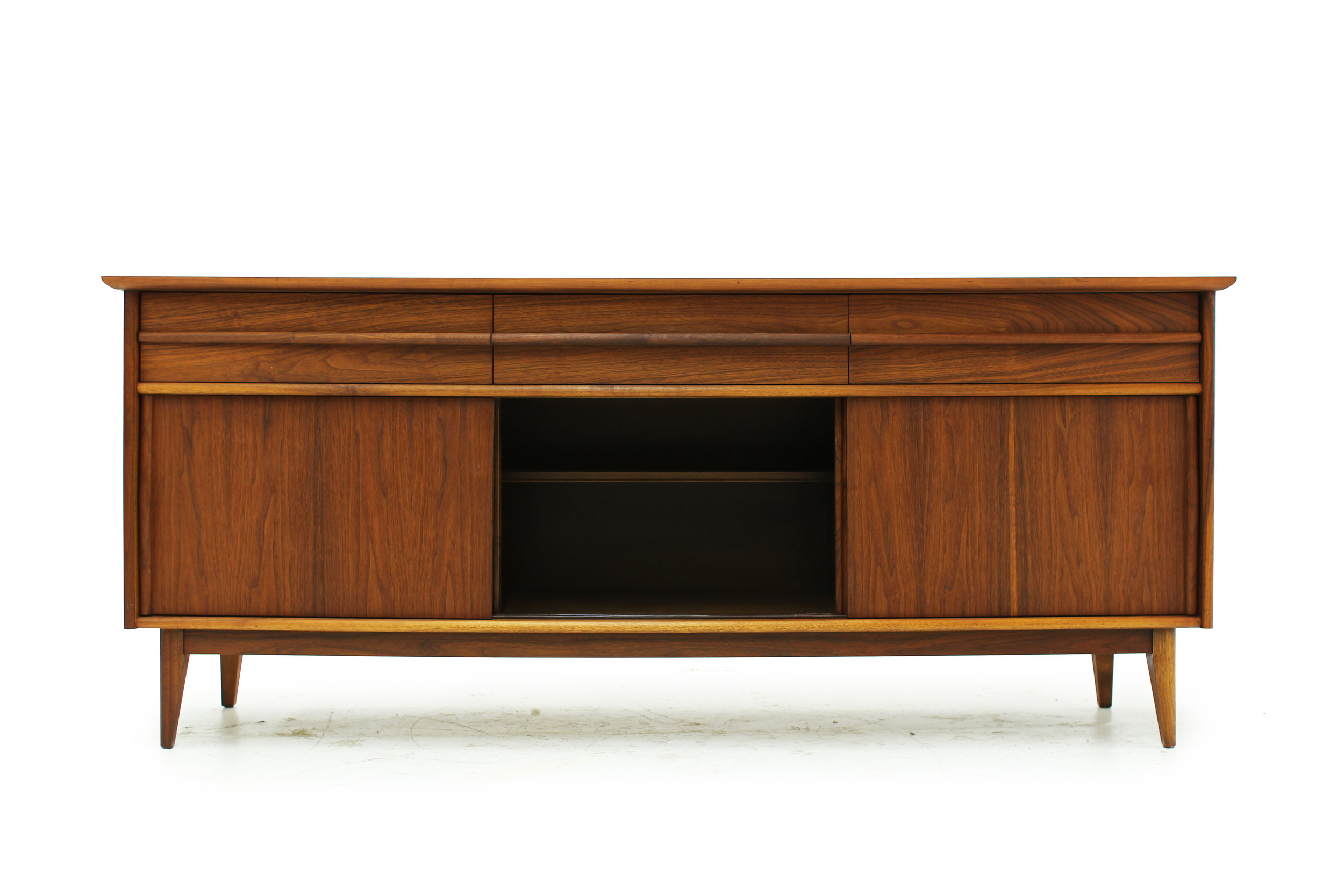 Mid Century Modern Walnut Sideboard by Gibbard (5).jpg