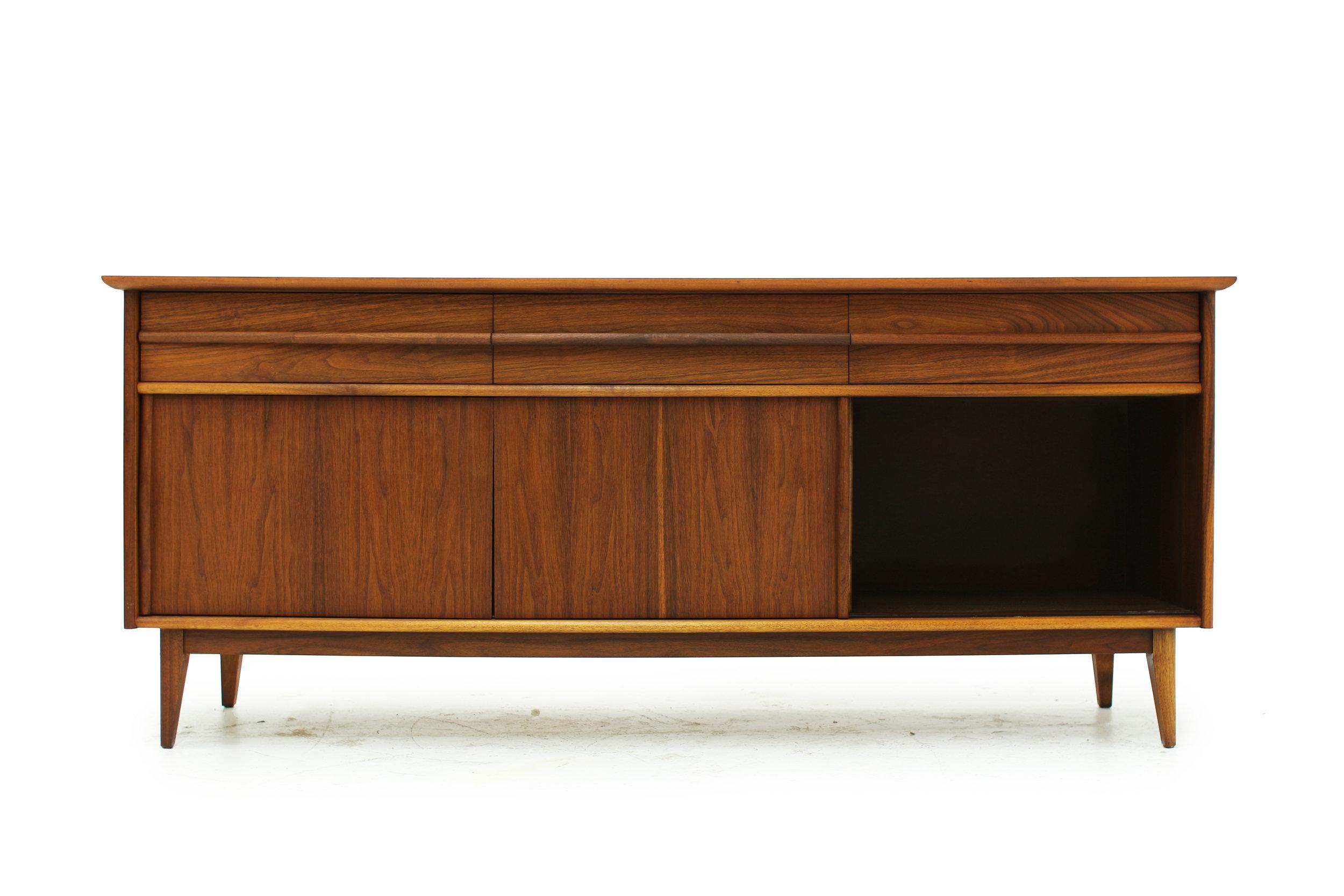 Mid Century Modern Walnut Sideboard by Gibbard (3).jpg