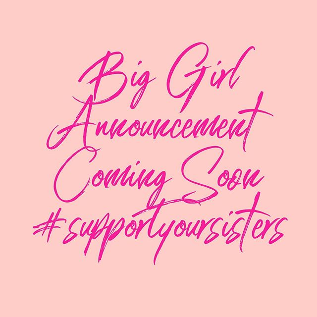 Pumped to announce a very special October surprise... follow us and tag your best gal pal 🌸. The kick off is going to be fast & furious so stay tuned. . . . . #breastcancerawareness #breastcancer #thinkpink #savethegirls #breastcancerwarrior #lingowares #breastcancersucks #supportyoursisters