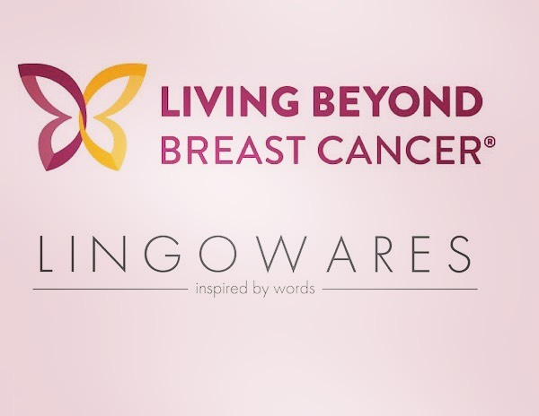 We are thrilled to announce a partnership with Living Beyond Breast Cancer. For every piece of apparel purchased until November 30th–nope not just one month, but two–LINGOWARES will donate $10 to Living Beyond Breast Cancer.To celebrate this partnership, you'll receive 10% off your entire order through October 14.  As of 2019, more than 3.5 million American women are living with a history of breast cancer and we all know and love someone-likely multiple people-impacted by this disease.Since our launch in 2016, we have worked closely with Living Beyond Breast Cancer and we fully support their mission, and hope you will too.  Shop link in bio #lbbc #lingowares #breastcancerawareness #Shoptosupport #cancersucks #thinkpink