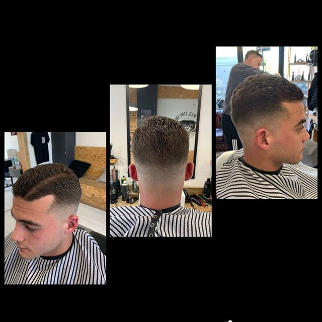 Cut and styled by Dec  Styled using @nativeproductsuk Shaping paste. . . E-Street Barbers LDN . . Cut and wash: £22.50  Clippers only: £15 Student: £18.50 U18: £15 *early bird special before 12 on weekdays: £18 . . Open: Mon-Wed & Fri: 10-7  Thur: 10-8 Sat: 9-4  Sun: closed  Tel: 020 7997 0082  #ukbarber #barberlife #barber #barberlife #barbershop #barbershopconnect #britishmasterbarbers #barbergang #barberhub #barbernation #beard #beards #beardgang #beardlife #menshair #hairstyle #mattclay  #menshealth #iamnative #nativehairproducts #mensstyle #skinfade #hairwax #mensfashion #pompadour #menshairproducts #tattooed #instadaily #clapton #hackneybarbers #estreetbarbersldn