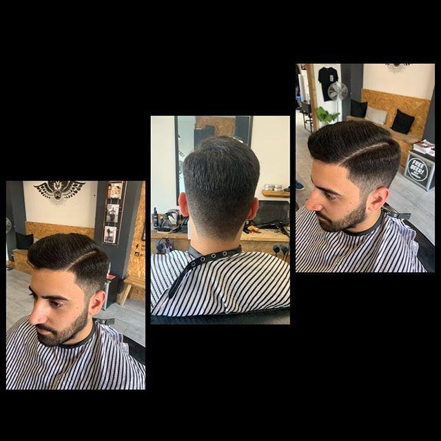 Cut by: @jackshepherdjp  Styled using : @nativeproductsuk shaping paste  E-Street Barbers LDN . . Cut and wash: £22.50  Clippers only: £15 Student : £18.50 U18: £15 *early bird special before 12 on weekdays: £18 . . Open: Mon,Tue,Wed, Fri : 10-7 Thur : 10-8 Sat: 9-4  Sun: closed  Tel: 020 7997 0082  #barber #barberlife #barbershop #barbershopconnect #britishmaasterbarbers #barbergang #barberhub #barbernation #beard #baw #beardgang #beardlife #menshaaair #a #mattclay  #menshealth #iamnative #nativehairproducts #mensstylea #skinfade #hairwax #mensfashion #pompadour #menshairproducts #tattooed #instadaily #clapton #hackneybarbers #Estreetbarbersldn