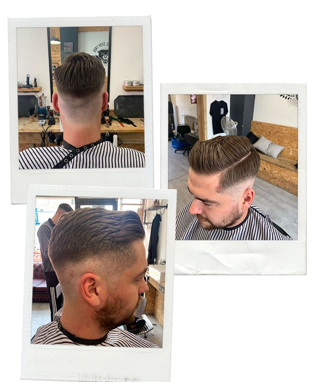 Cut by ✂️ : @decthebarber1996  Styled using : @nativeproductsuk . . .  E-Street Barbers LDN . . Cut and wash: £22.50  Clippers only: £15 Student : £18.50 U18: £15 *early bird special before 12 on weekdays: £18 . . Open: Mon,Tue,Wed, Fri : 10-7 Thur : 10-8 Sat: 9-4  Sun: closed  Tel: 020 7997 0082  #barber #barberlife #barbershop #barbershopconnect #britishmaasterbarbers #barbergang #barberhub #barbernation #beard #baw #beardgang #beardlife #menshaaair #a #mattclay  #menshealth #iamnative #nativehairproducts #mensstylea #skinfade #hairwax #mensfashion #pompadour #menshairproducts #tattooed #instadaily #clapton #hackneybarbers #Estreetbarbersldn