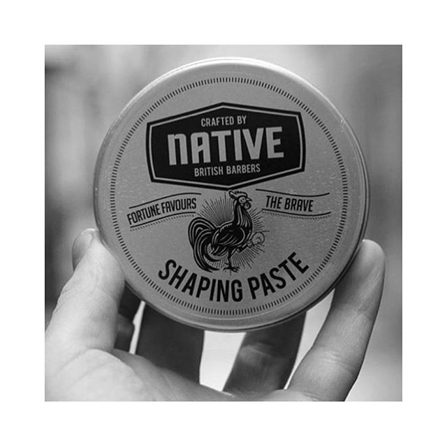 Have you ever wondered what we are using to style for hair before we let you go back to world incredibly sharp and good looking ?  Well let us let you in on our little secret  We use @nativeproductsuk and we love it !  Why do we love it ?  We love it because it's all made right here in the UK and it's been designed and tailored by British barbers to make sure that you get the best product for your hair type,length and style.  Do you want some more good news ?  We sell it too so you can get that barber shop style everyday and not have to wait till your next visit.  E-Street Barbers LDN . . Cut and wash: £22.50  Clippers only: £15 Student : £18.50 U18: £15 *early bird special before 12 on weekdays: £18 .  Native product : £12.50 . Open: Mon,Tue,Wed, Fri : 10-7 Thur : 10-8 Sat: 9-4  Sun: closed  Tel: 020 7997 0082  #barber #barberlife #barbershop #barbershopconnect #britishmaasterbarbers #barbergang #barberhub #barbernation #beard #baw #beardgang #beardlife #menshaaair #a #mattclay  #menshealth #iamnative #nativehairproducts #mensstylea #skinfade #hairwax #mensfashion #pompadour #menshairproducts #tattooed #instadaily #clapton #hackneybarbers #Estreetbarbersldn
