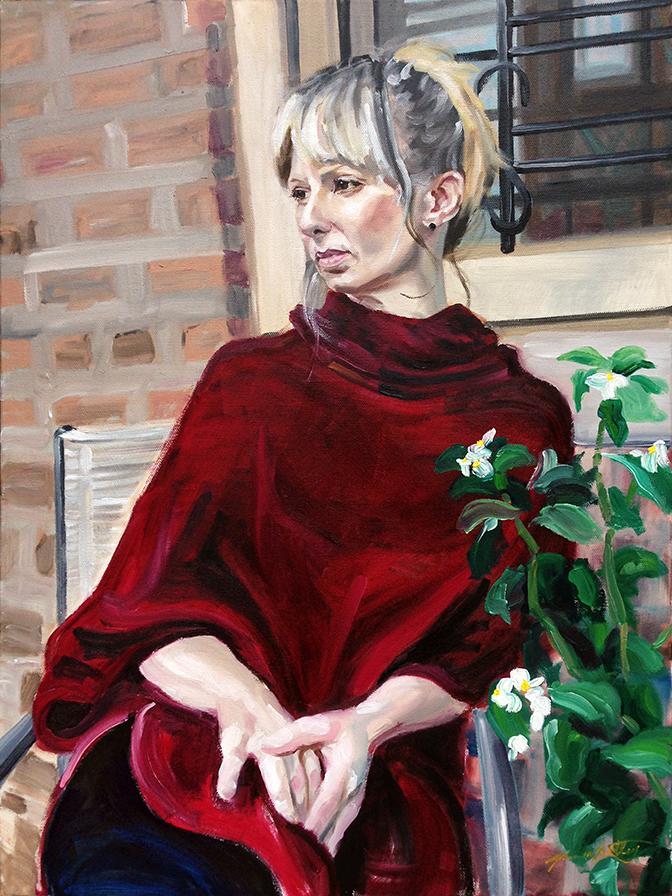 Portrait of Lyndsey MacGregor