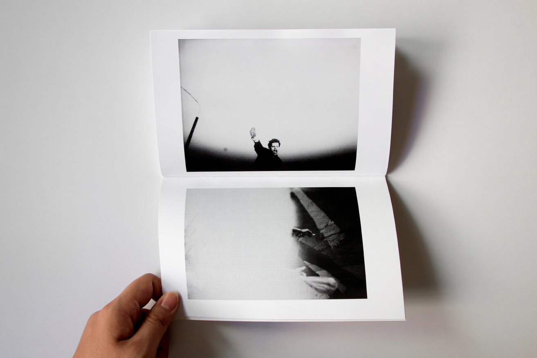 Jason Jaworski 1000 Miles Photo Zine