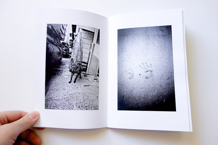 Jason Jaworski Rome Alone Photo Zine