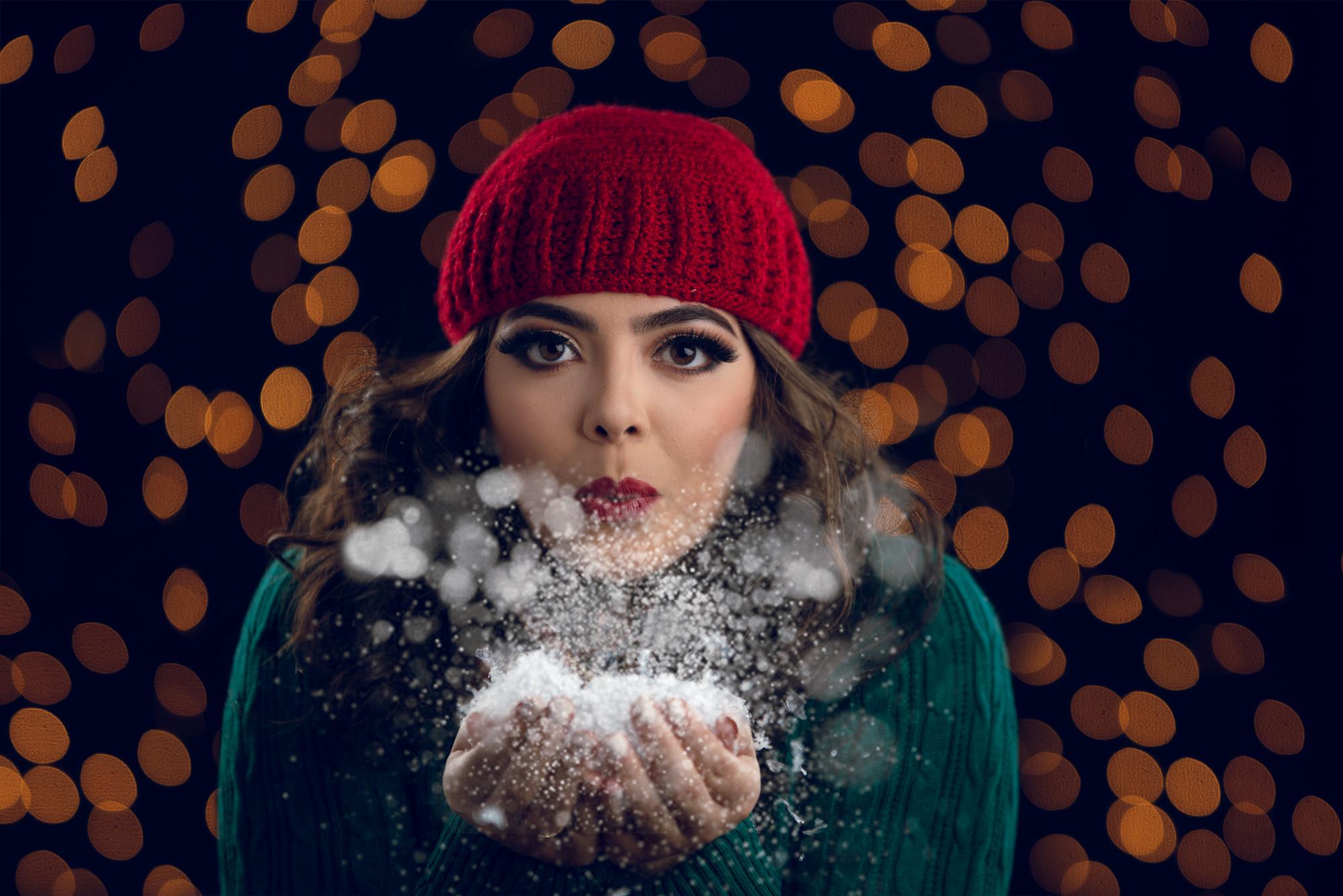 Atlanta / Gwinnett Fun Winter Photoshoot.