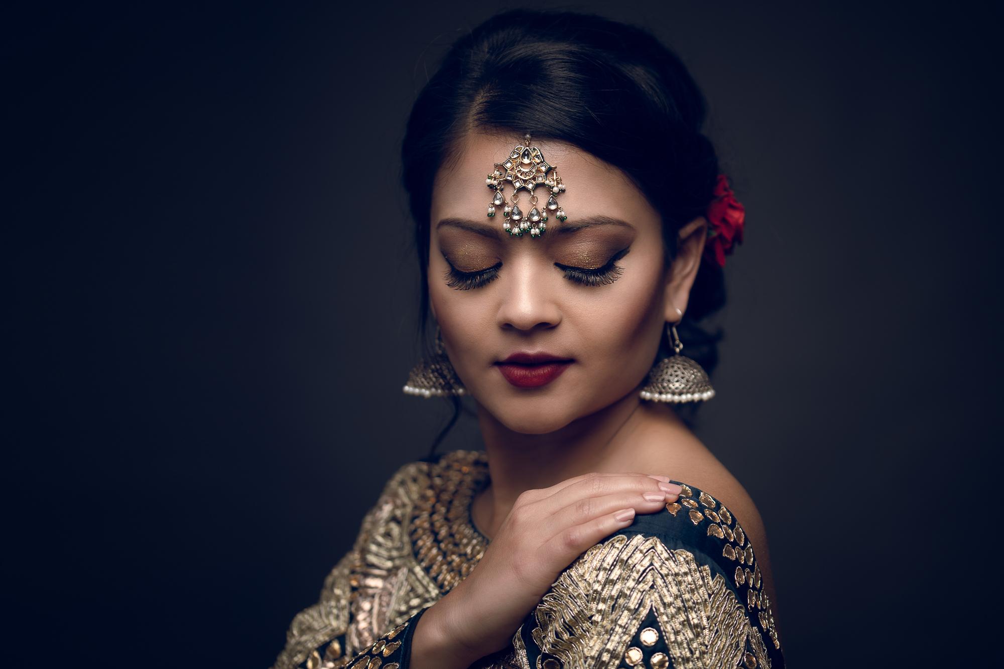 Atlanta Indian Photo Shoot