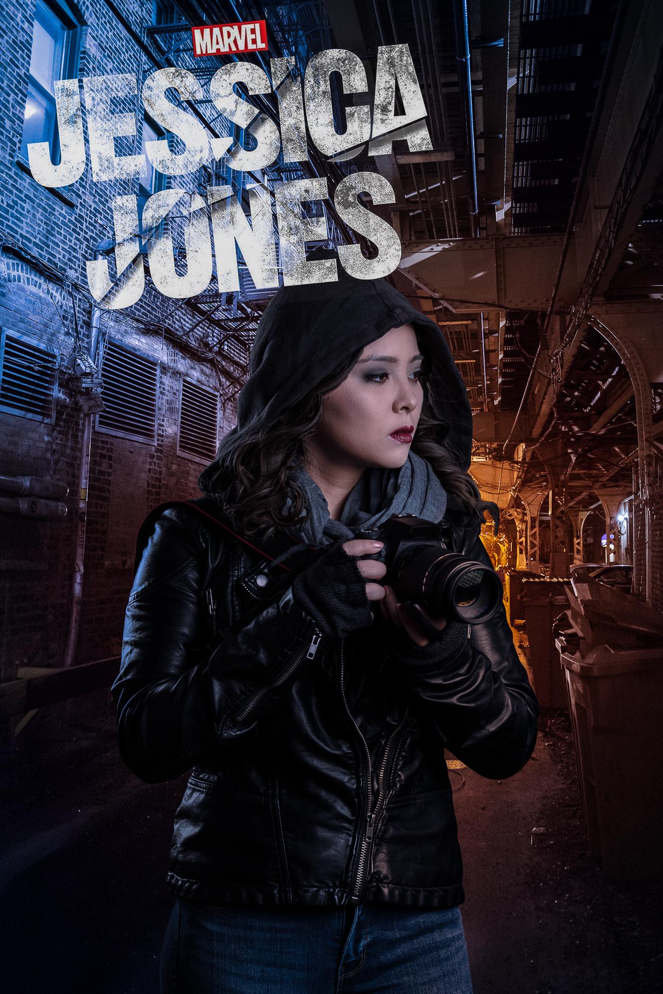 Atlanta Cosplay Photography - Jessica Jones