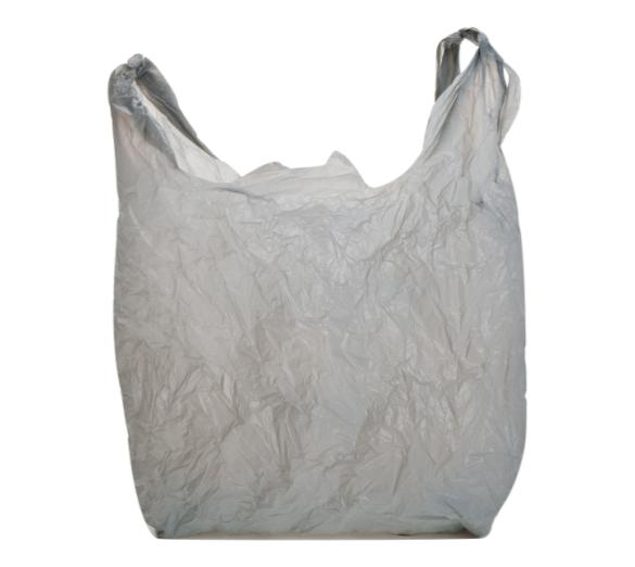 Plastic Bags Clutter