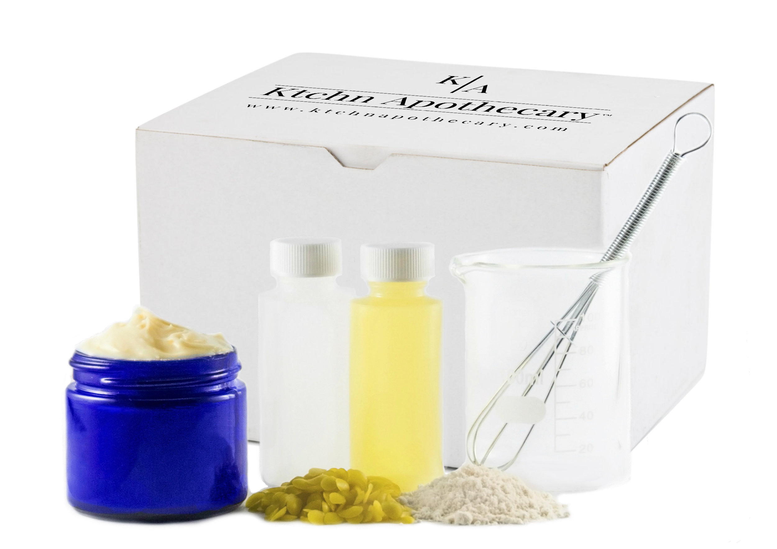 Ktchn Apothecary Revitalizing Facial Cream Kit