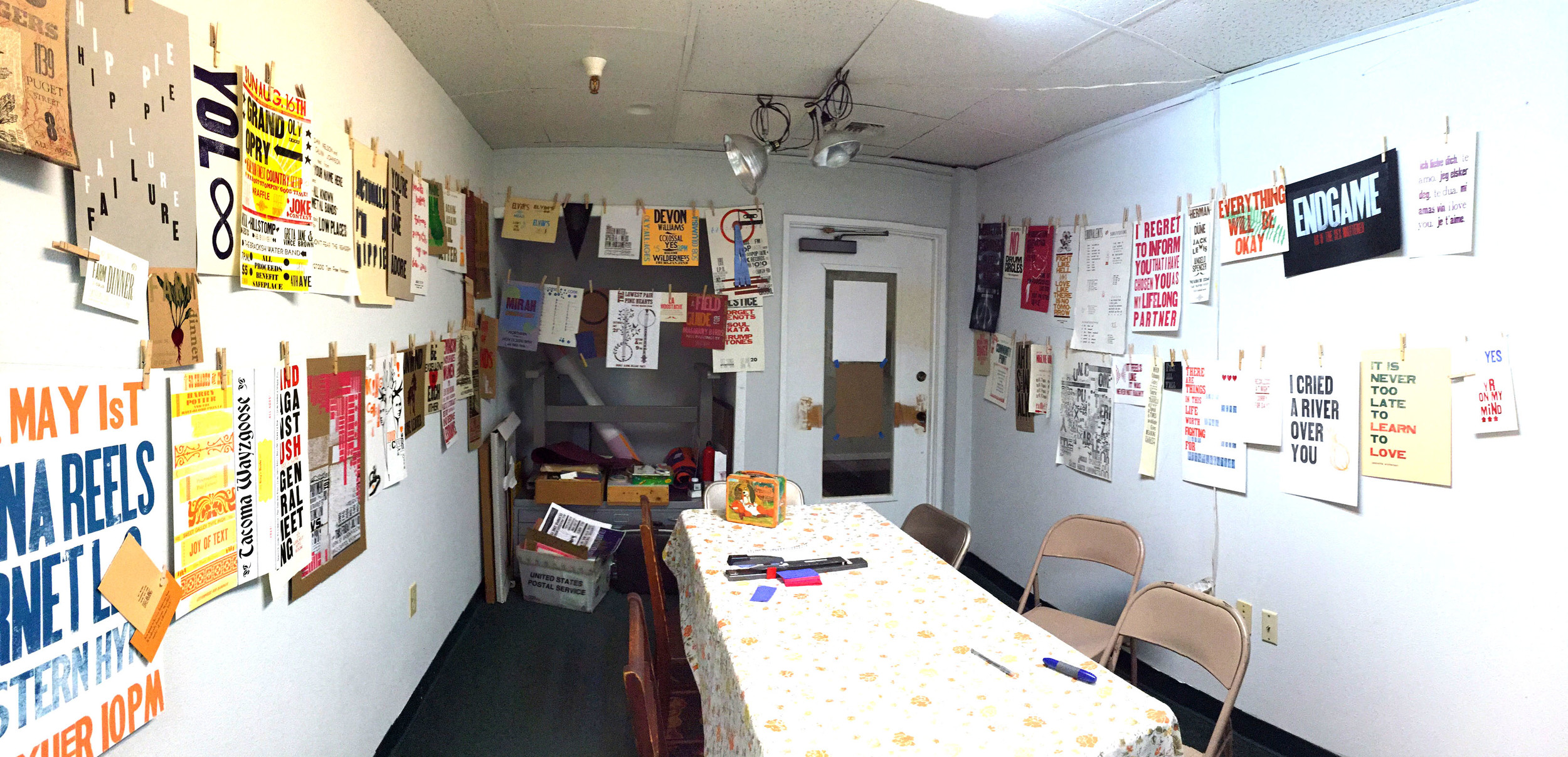 The Gallery at Community Print