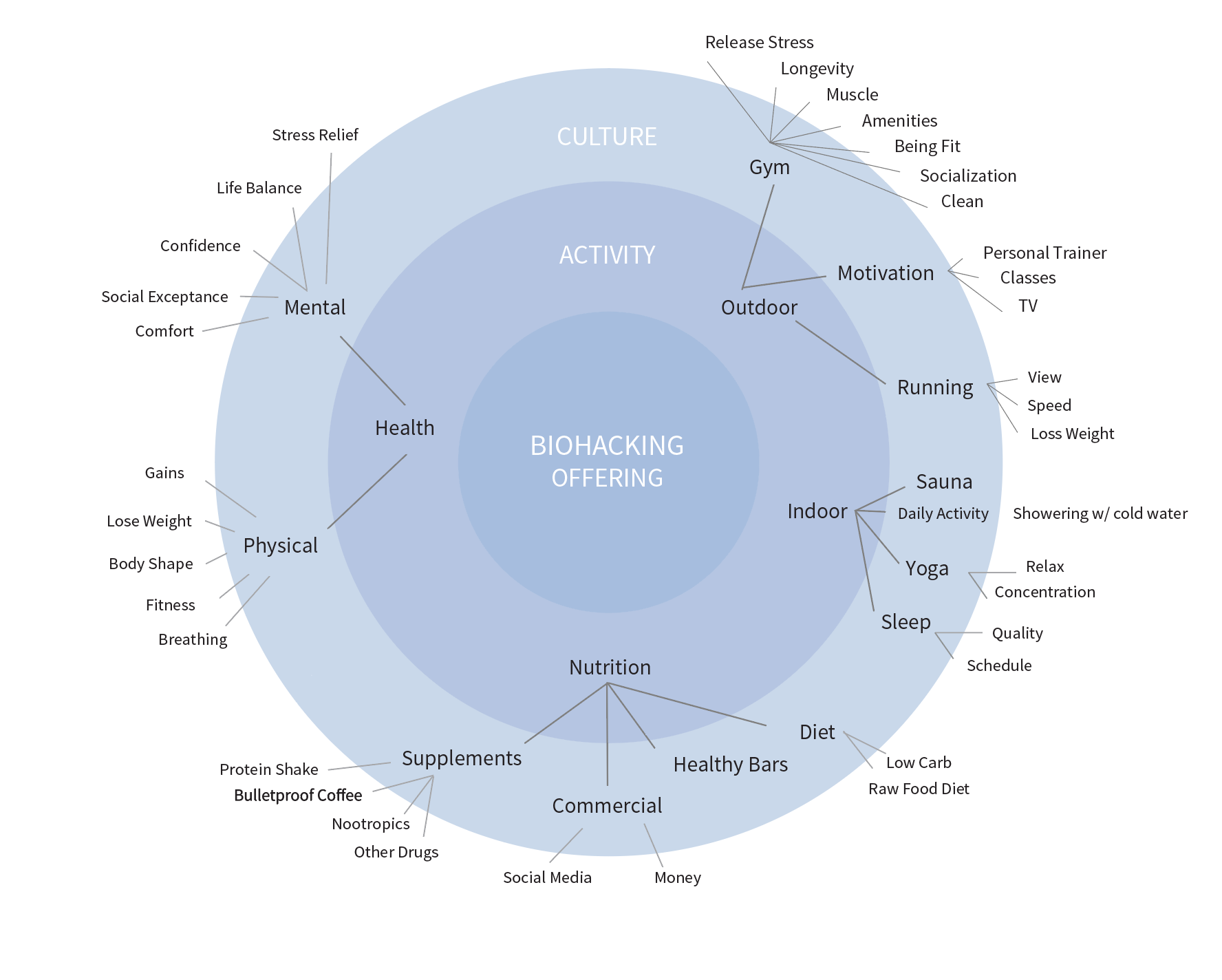 OFFERING-ACTIVITY-CULTURE MAP