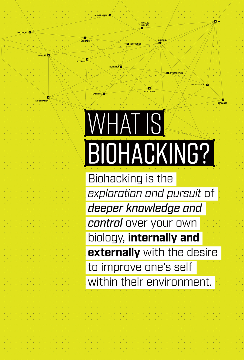 Defining Biohacking for Savannah, GA