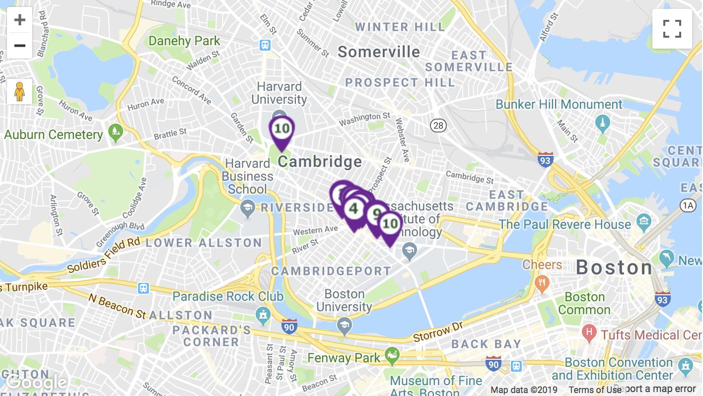 #MADEBYWomen street art tour in Cambridge, MA - by Wander Women Project | 8.22.2019
