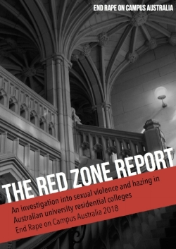 The Red Zone Report cover
