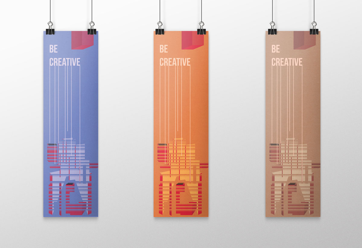 Creative Series Poster