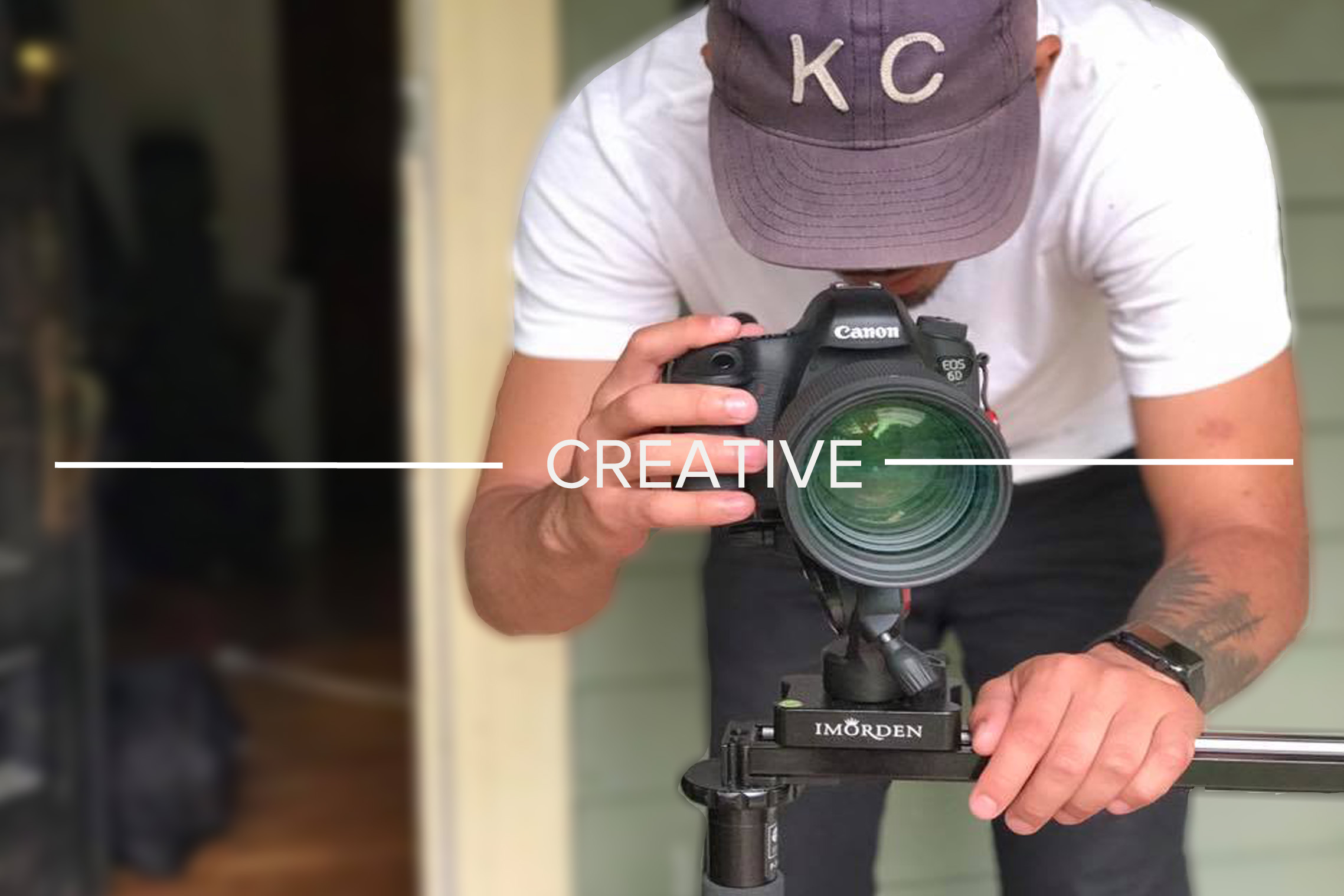 CREATIVE - This team gets the word out to the church through social media, web design, print, photography, and other creative avenues.