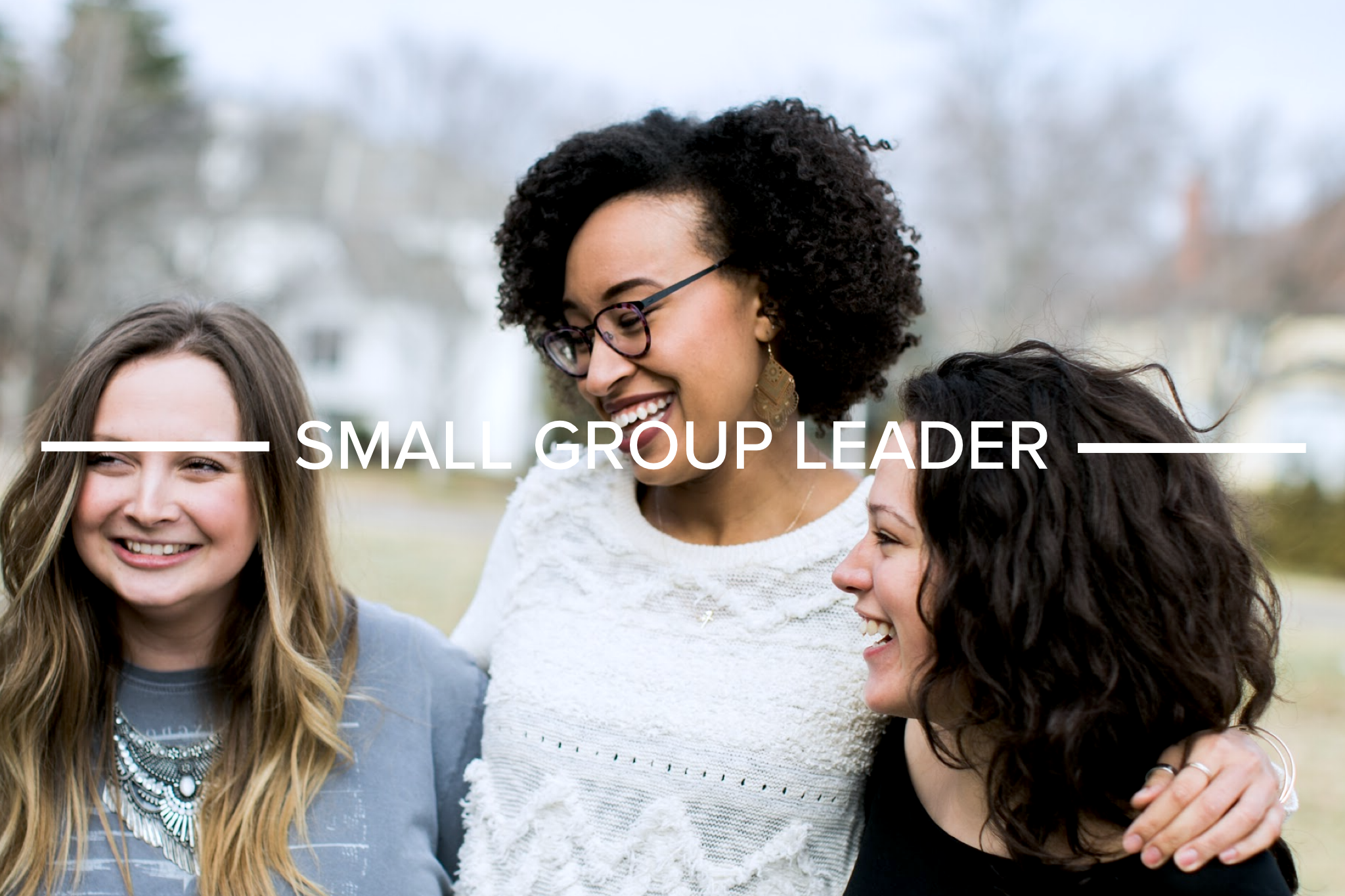 SMALL GROUP LEADER - We have Radiant Small Groups all around the Kansas City metro. These leaders cultivate relationships & individual growth by facilitating small groups.