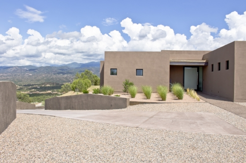 Robert Zachry Modern Southwest architect