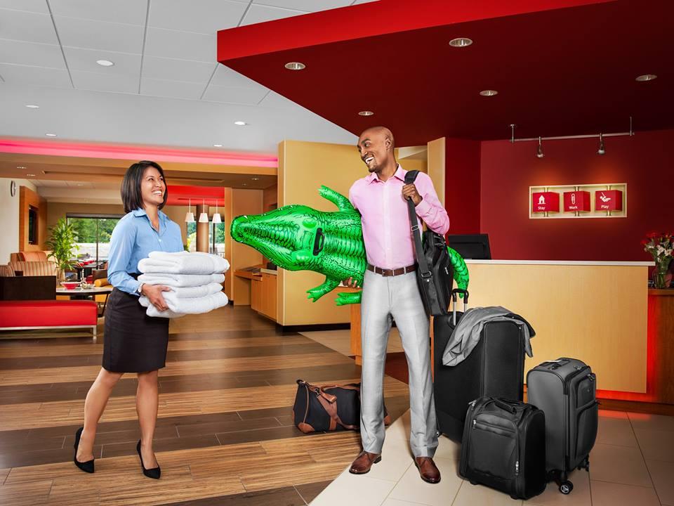 Michael Clinard  Marriott Town Place Suites