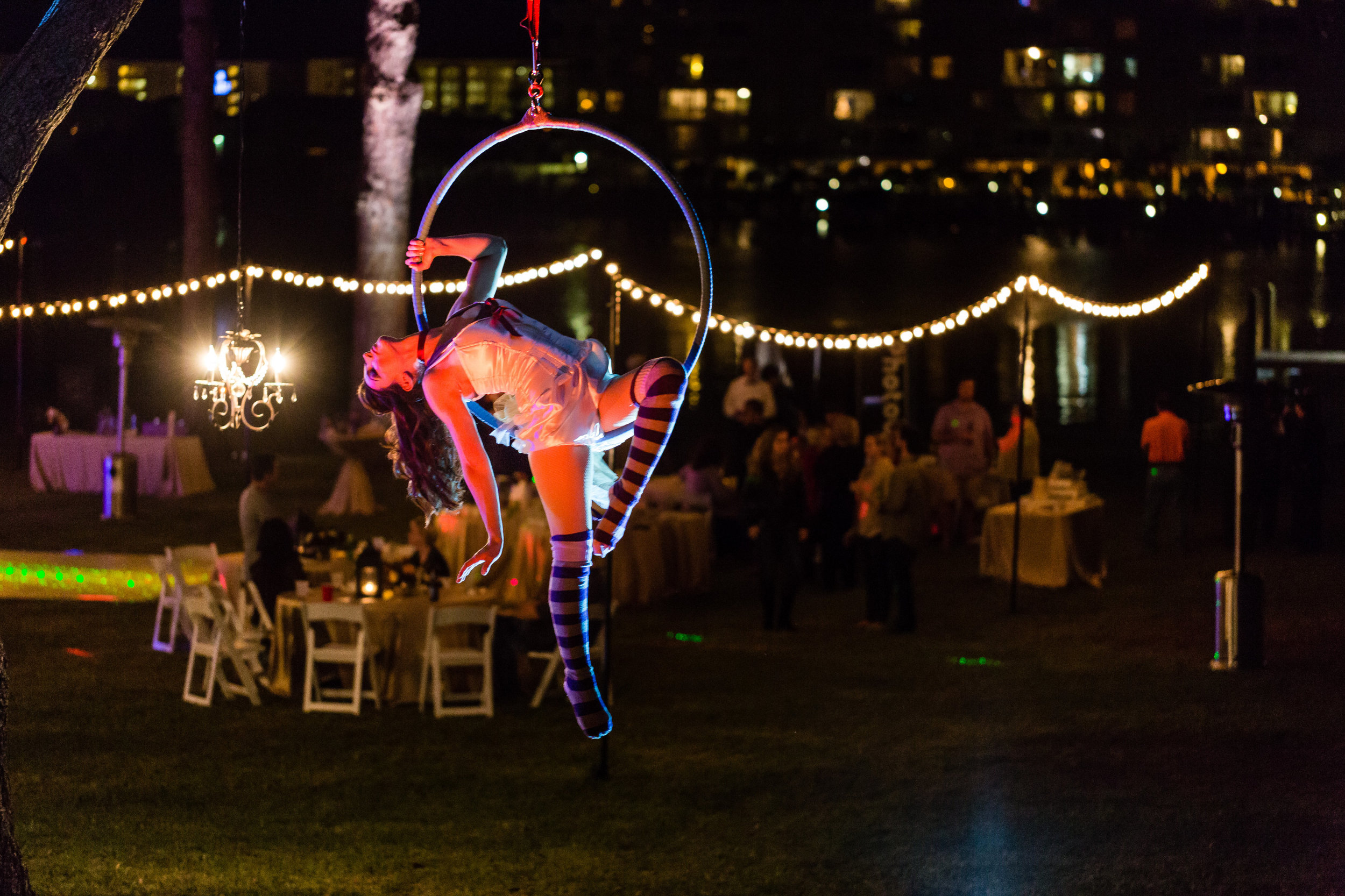 Destin Aerial Events Lyra Entertainment