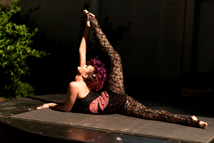Destin Aerial Events Contortion Entertainment