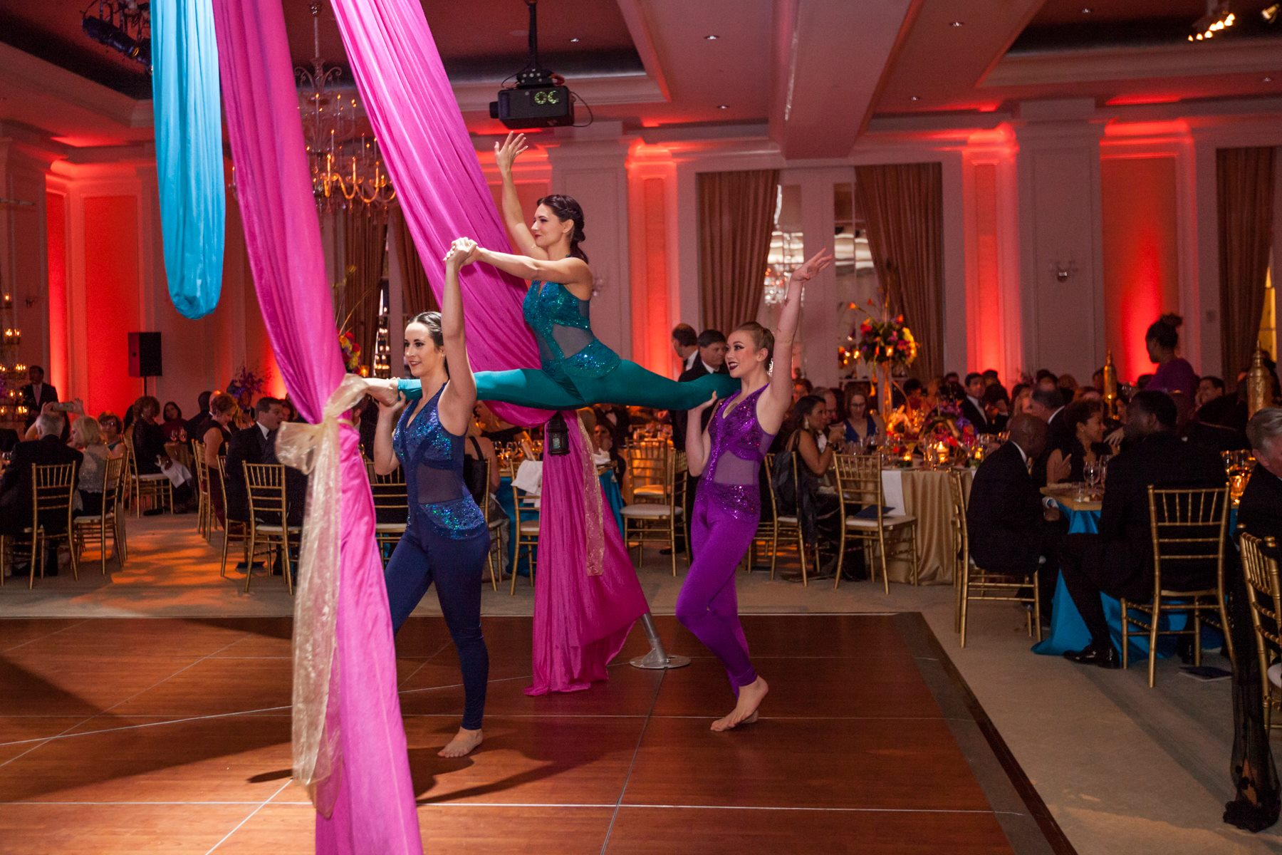 Destin Aerial Events Moroccan Arabian Nights Show Performance Entertainment
