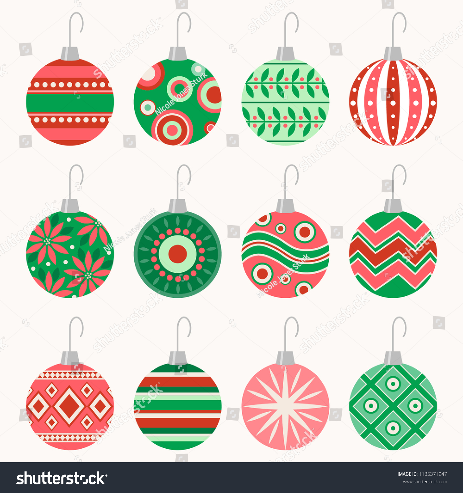 stock-vector-set-of-patterned-vector-christmas-ball-ornaments-with-hooks-in-vintage-red-and-green-color-scheme-1135371947.jpg