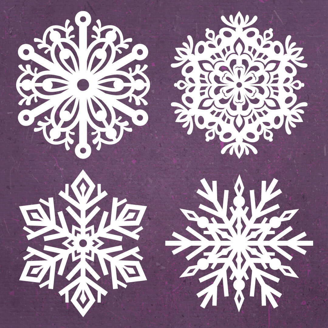Free Snowflake Svg Files Nicole Jones Sturk