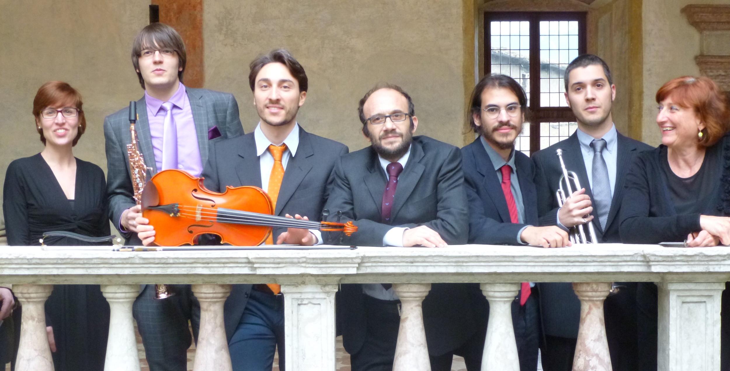 Image courtesy of  MotoContrario Ensemble