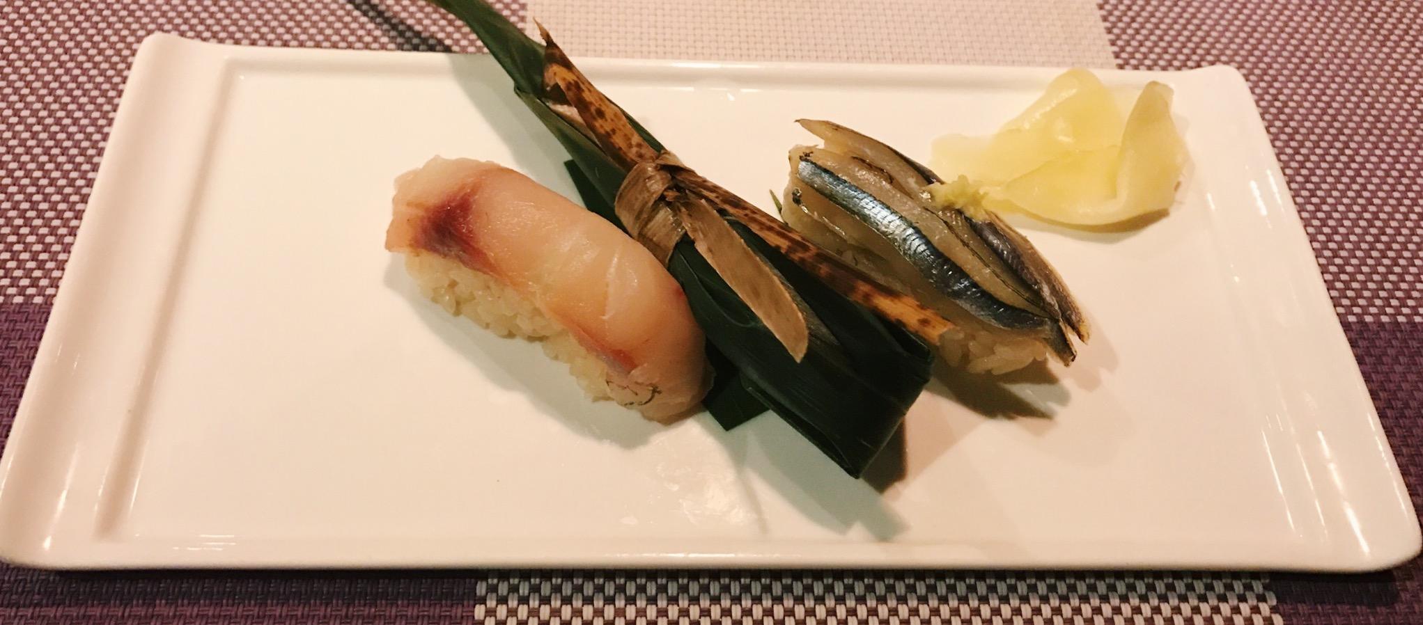 sushi taro five