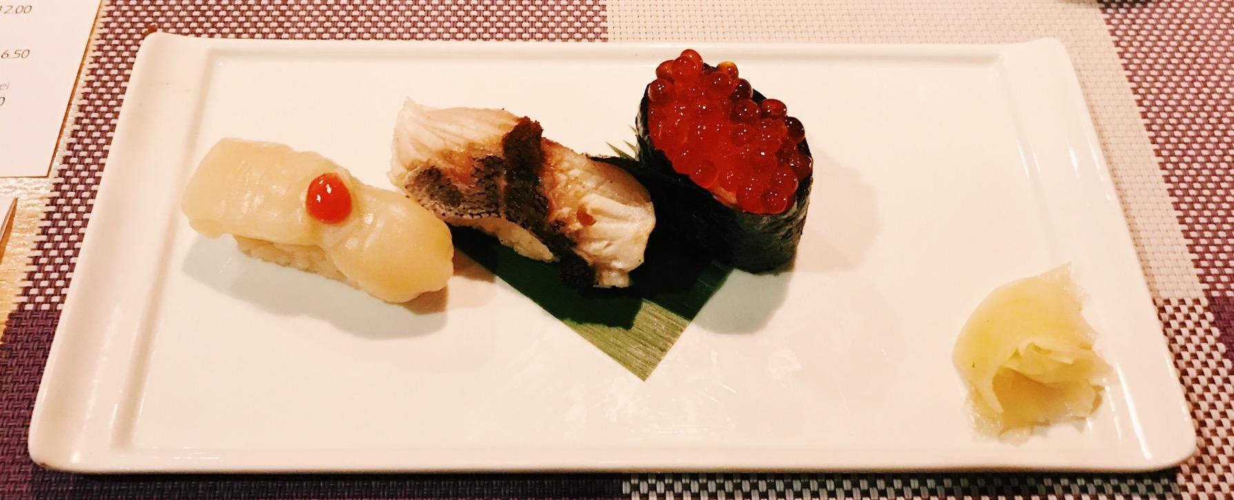 sushi taro six